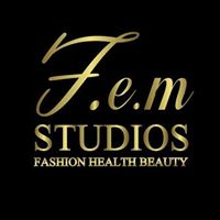 "<a href=""http://www.thinkfem.com"">F.E.M. Studios</a> empowers and motivates women through Fashion, Health and Beauty education and services."